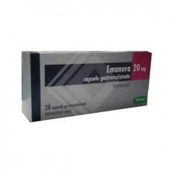 Эманера, капс. кишечнораств. 20 мг №28