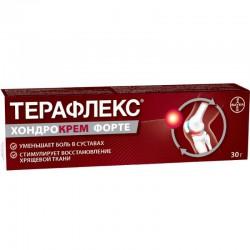 Терафлекс Хондрокрем Форте, крем д/наружн. прим. 1%+5% 30 г