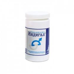 Индигал, капс. 400 мг №120