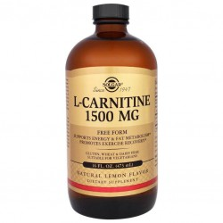 L-карнитин жидкий 1500 мг, жидкость 473 мл флакон